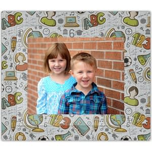 A frame for the kids or grandkids school picture