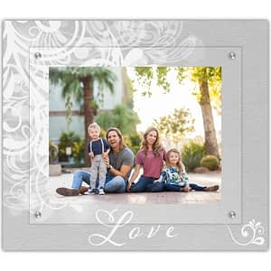 Love this picture frame show your love to your family wife or family